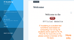 it academy screen